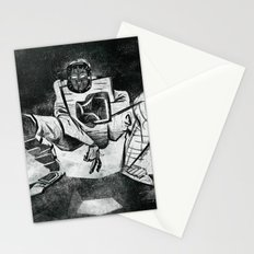 The Catcher: An Enigmatic Two Stationery Cards