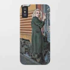A Departure iPhone X Slim Case