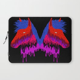The Psychedelic Melt Laptop Sleeve