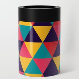 Colorful Triangles (Bright Colors) Can Cooler