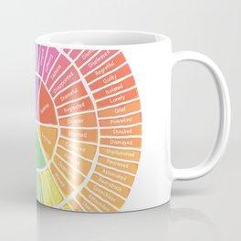 Emotion Wheel Coffee Mug