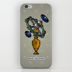 Dark Sniffer iPhone & iPod Skin