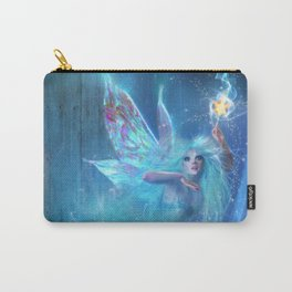 The Blue Fairy Carry-All Pouch