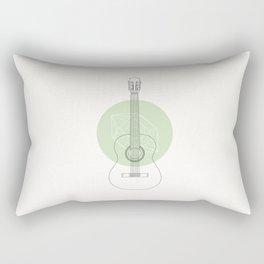Guitar Rectangular Pillow