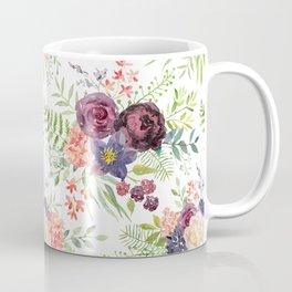 Burgundy bouquets Coffee Mug