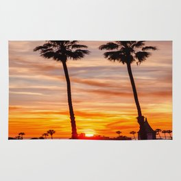 Santa Monica Sunset Rug