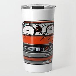 Crazy Car Art 0147 Travel Mug