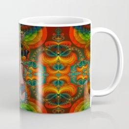 Yucatan Psychedelic Mexicano Visiones Coffee Mug