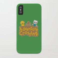 Adventure Crossing Slim Case iPhone X