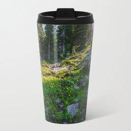 Near Fairy Lake, Gallatin County, MT Travel Mug