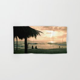 Windansea at Sunset Hand & Bath Towel