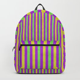 Stripes Collection: Easter Backpack