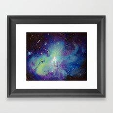 Dream Space Framed Art Print