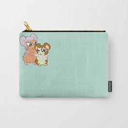 Fairy Hams 4 ElfEver Carry-All Pouch
