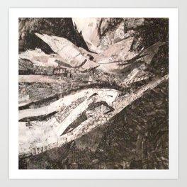 Earth Corner Art Print