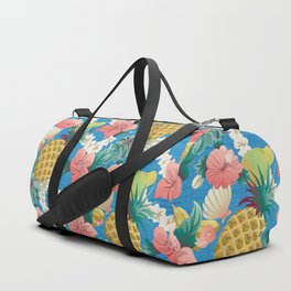 Pineapple Half Drop Duffle Bag