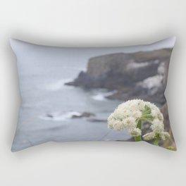 Newport, Oregon Coast Rectangular Pillow