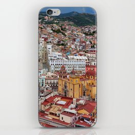 Downtown Guanajuato, Mexico iPhone Skin