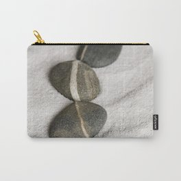zen pebble line Carry-All Pouch