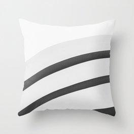 New York Guggenheim Throw Pillow