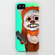 Eccentric Ewok iPhone (5, 5s) Slim Case