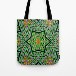 Chrismatic Hexaltations Tote Bag