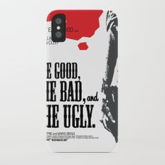 The Good, The Bad and The Ugly iPhone X Slim Case
