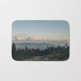 The 'Dacks and the Clouds Bath Mat