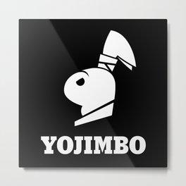 Yojimboy Metal Print