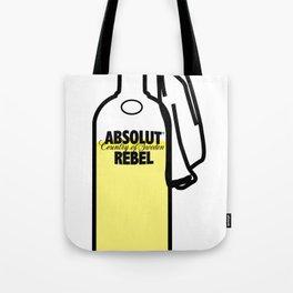 Absolut Rebel Tote Bag