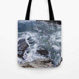 Rough waters 3 Tote Bag