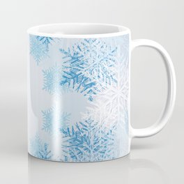 Frost on the Window Coffee Mug