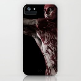 Sangre iPhone Case
