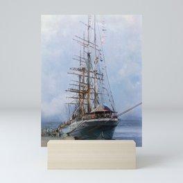 Regata Cutty Sark/Cutty Sark Tall Ship's Race Mini Art Print