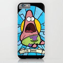 Saint Patrick iPhone Case
