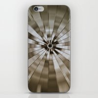 stargate iPhone & iPod Skins featuring Stargate by Elaine C Manley