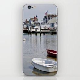 the sunken ship--more vibrant iPhone Skin