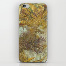 Two Sunflowers iPhone Skin