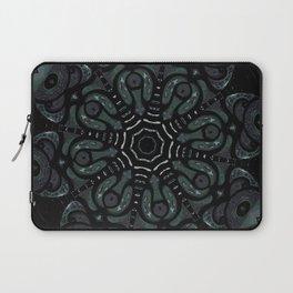 Dark Mandala #4 Laptop Sleeve