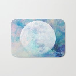 Moon + Stars Bath Mat