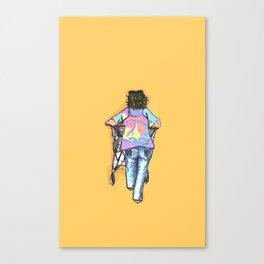 Hip Mom Canvas Print