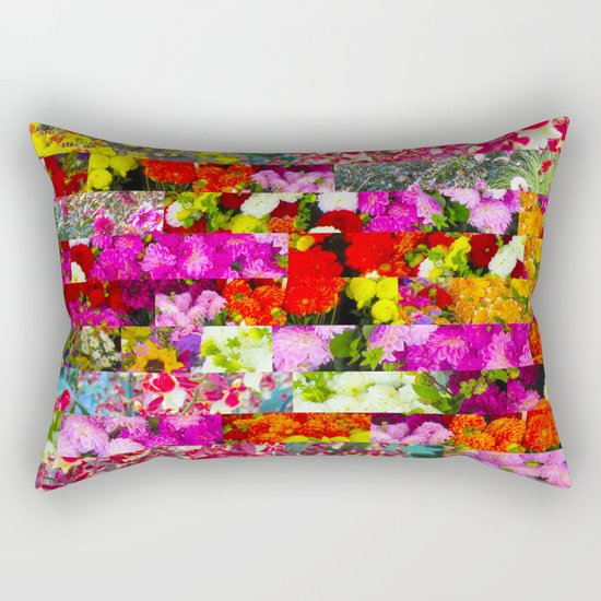 Overdose Rectangular Pillow