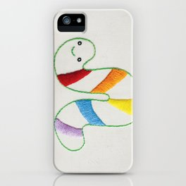 I Inchworm iPhone Case