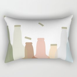 International Beer Day - Cheers for the World Rectangular Pillow