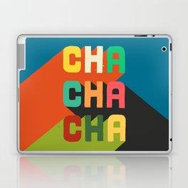 Cha cha cha Laptop & iPad Skin
