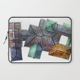 Taiwanese roofscapes 03 Laptop Sleeve