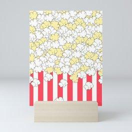 Buttered Popcorn Mini Art Print