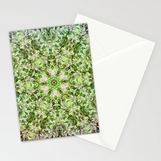Kaleidoscope of Rainforest Flowers Stationery Cards