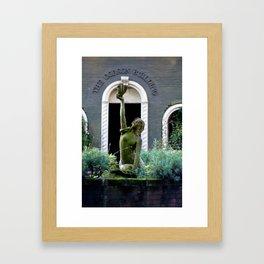 the corson building (one) Framed Art Print