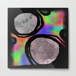 Rainbow 31 Metal Print